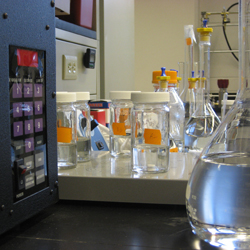 Crosslinker Glassware