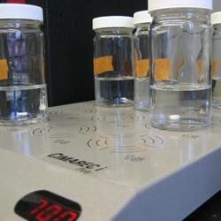 Jars Stirring